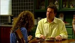 Serena Bishop, David Bishop in Neighbours Episode 4731