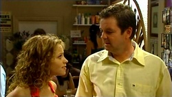 Serena Bishop, David Bishop in Neighbours Episode 4732