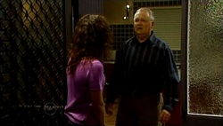 Liljana Bishop, Harold Bishop in Neighbours Episode 4732