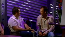 Toadie Rebecchi, Stuart Parker in Neighbours Episode 4733