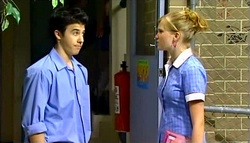 Stingray Timmins, Janae Timmins in Neighbours Episode 4733