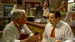 Harold Bishop, Toadie Rebecchi in Neighbours Episode 4733