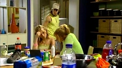 Janae Timmins, Dylan Timmins, Janelle Timmins in Neighbours Episode 4738