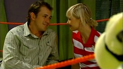 Stuart Parker, Sindi Watts in Neighbours Episode 4738