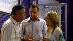Bobby Hoyland, Karl Kennedy, Izzy Hoyland in Neighbours Episode 4739