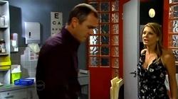 Karl Kennedy, Izzy Hoyland in Neighbours Episode 4739