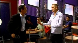 Paul Robinson, Max Hoyland in Neighbours Episode 4743