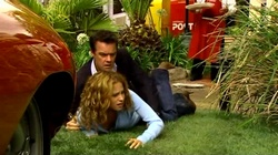 Paul Robinson, Serena Bishop in Neighbours Episode 4743