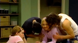 Bree Timmins, Stingray Timmins, Janelle Timmins, Dylan Timmins in Neighbours Episode 4744