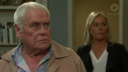 Lou Carpenter, Lauren Turner in Neighbours Episode 7491