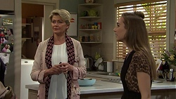 Kathy Carpenter, Piper Willis in Neighbours Episode 7491