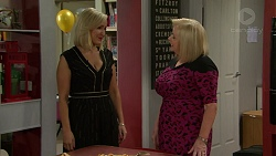 Brooke Butler, Sheila Canning in Neighbours Episode 7491