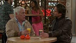 Lou Carpenter, Brad Willis in Neighbours Episode 7491