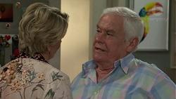 Kathy Carpenter, Lou Carpenter in Neighbours Episode 7491