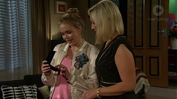 Xanthe Canning, Brooke Butler in Neighbours Episode 7491