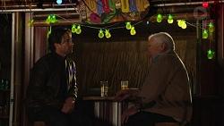 Brad Willis, Lou Carpenter in Neighbours Episode 7492