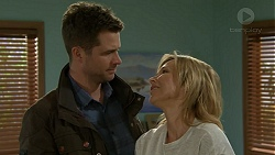 Mark Brennan, Steph Scully in Neighbours Episode 7492