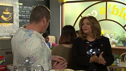 Toadie Rebecchi, Terese Willis in Neighbours Episode 7492