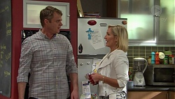 Gary Canning, Brooke Butler in Neighbours Episode 7492