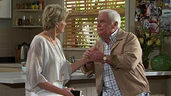 Kathy Carpenter, Lou Carpenter in Neighbours Episode 7492