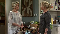 Kathy Carpenter, Lauren Turner in Neighbours Episode 7492
