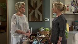 Kathy Carpenter, Lauren Turner in Neighbours Episode 7492
