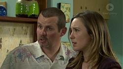 Toadie Rebecchi, Sonya Rebecchi in Neighbours Episode 7493