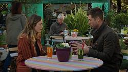 Sonya Mitchell, Mark Brennan in Neighbours Episode 7493
