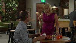 Gary Canning, Sheila Canning in Neighbours Episode 7493