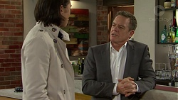 Leo Tanaka, Paul Robinson in Neighbours Episode 7493