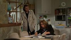 Leo Tanaka, Terese Willis in Neighbours Episode 7493