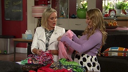 Brooke Butler, Xanthe Canning in Neighbours Episode 7493