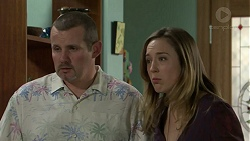 Toadie Rebecchi, Sonya Mitchell in Neighbours Episode 7493