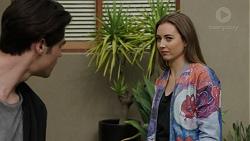 Ben Kirk, Piper Willis in Neighbours Episode 7493