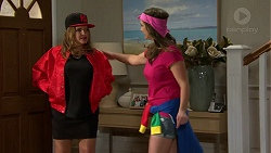 Terese Willis, Amy Williams in Neighbours Episode 7493