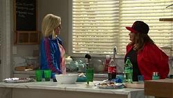 Brooke Butler, Terese Willis in Neighbours Episode 7493