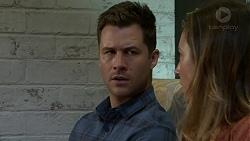 Mark Brennan, Sonya Mitchell in Neighbours Episode 7493