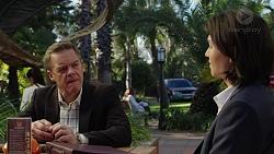 Paul Robinson, Leo Tanaka in Neighbours Episode 7494