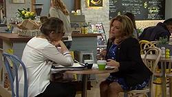 Sonya Rebecchi, Terese Willis in Neighbours Episode 7494