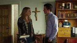 Simone Bader, Jack Callahan in Neighbours Episode 7494
