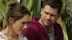 Sonya Mitchell, Mark Brennan in Neighbours Episode 7495