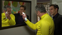 Karl Kennedy, Aaron Brennan in Neighbours Episode 7495
