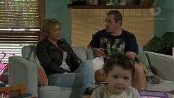 Steph Scully, Toadie Rebecchi, Nell Rebecchi in Neighbours Episode 7495