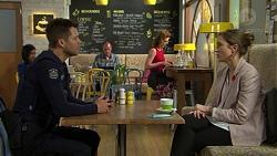 Mark Brennan, Sonya Mitchell in Neighbours Episode 7495