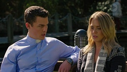 Jack Callaghan, Simone Bader in Neighbours Episode 7495