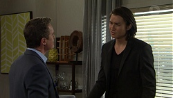 Paul Robinson, Leo Tanaka in Neighbours Episode 7497