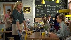 Lauren Turner, Piper Willis in Neighbours Episode 7497