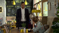 Tyler Brennan, Piper Willis in Neighbours Episode 7497