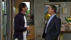 Brad Willis, Paul Robinson in Neighbours Episode 7497