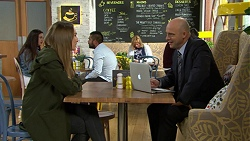 Piper Willis, Tim Collins in Neighbours Episode 7497